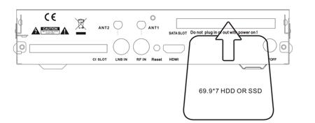 Zgemma H9 Twin V.2 UHD 4K KODI